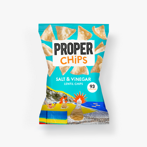 Properchips Salt & Vinegar Chips (20g)