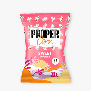 Load image into Gallery viewer, Propercorn Perfectly Sweet - Sharing Bag (90g)