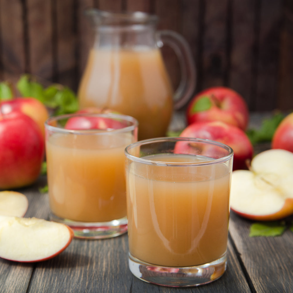 Fresh Squeezed Apple Juice (460ml)
