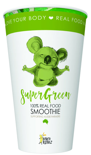 Smoothies - Super Green