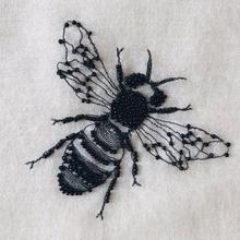 Insecta Royal Bee Cashmere Scarf