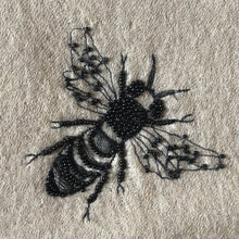 Load image into Gallery viewer, Insecta Royal Bee Cashmere Scarf