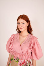 Load image into Gallery viewer, Blush Pink Blouse