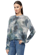 Load image into Gallery viewer, Jade Cashmere Crew Neck Sweater