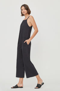 Brooks Raw Silk Jumpsuit
