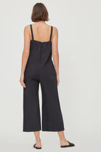 Load image into Gallery viewer, Brooks Raw Silk Jumpsuit