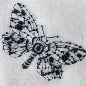 Insecta Moth Cashmere Scarf