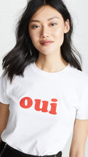 Load image into Gallery viewer, Oui Short Sleeve Tee