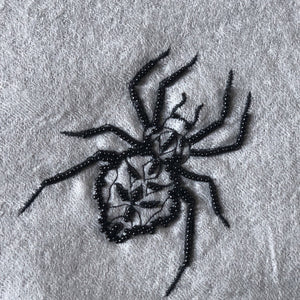 Insecta Spider Cashmere Scarf
