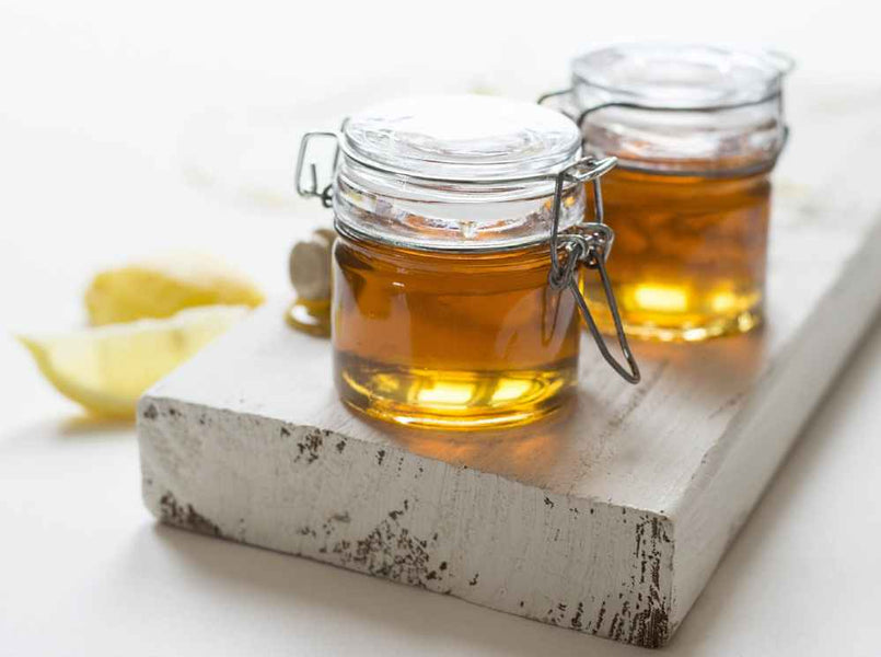 Add a little Greek to your honey