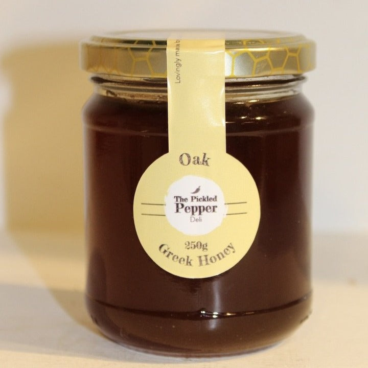 Oak Greek Honey