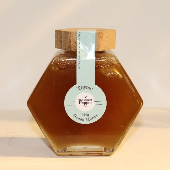 Thyme Greek Honey 330ml