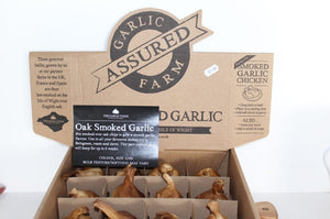 Oak Smoked Garlic Bulb