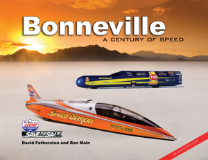 Bonneville A Century Of Speed Book