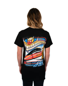 Retro Speed Demon T Shirt