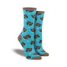 Load image into Gallery viewer, Women's Significant Otter Socks