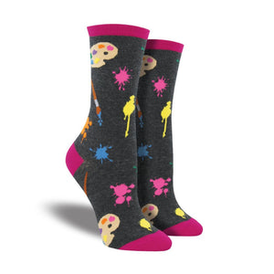 Women's Painter's Palette Socks