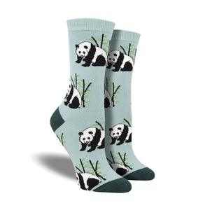 Women's Panda Bear Socks