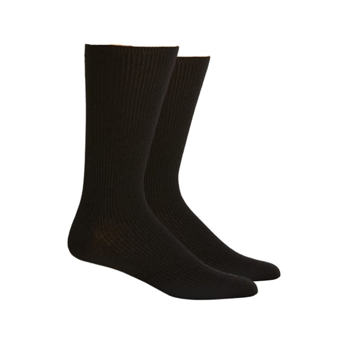 Men's Feel Good Non-Elastic Wool Socks