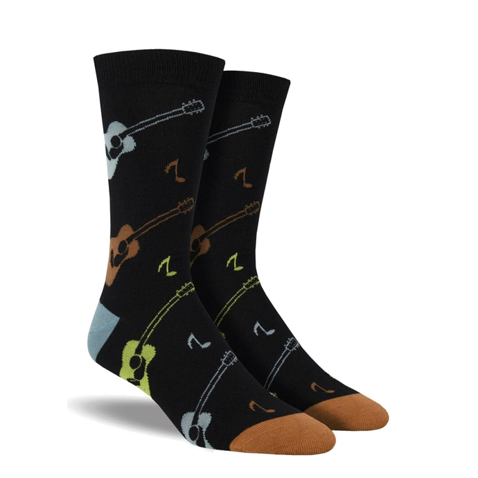 Men's Listen-To-The-Music Socks