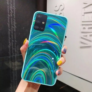 Samsung Metallic Look Cases