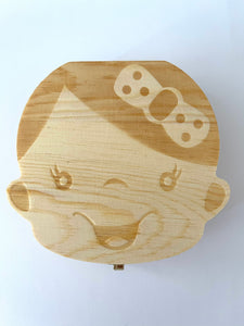 Baby Teeth Keepsake Box