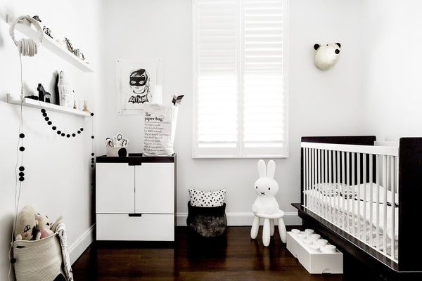 Shop the Look - Gender Neutral Nursery