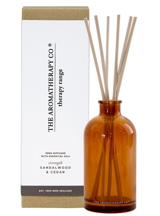 Therapy® Diffuser Strength - Sandalwood & Cedar
