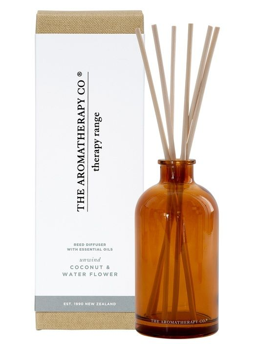 Therapy® Diffuser Unwind - Coconut & Water Flower