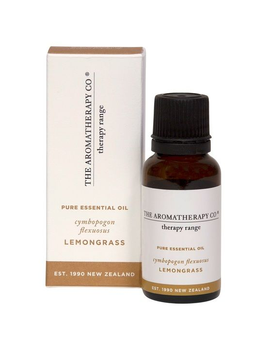 Therapy® Pure Essential Oil 20ml Lemongrass