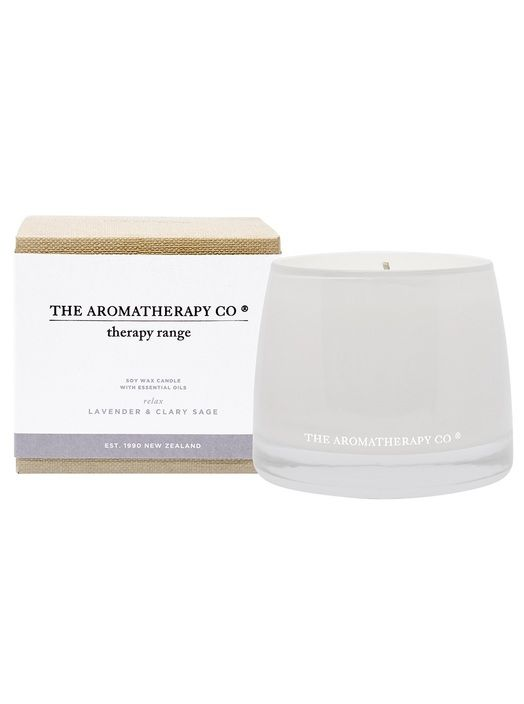 Therapy® Candle Relax - Lavender & Clary Sage
