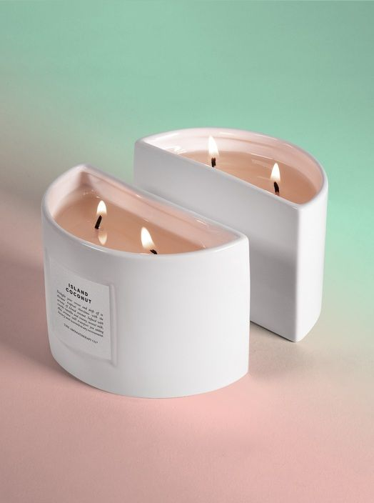 Blend Candle - Island Coconut
