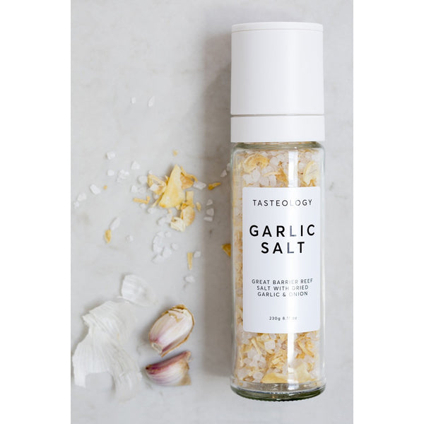 TASTEOLOGY | Great Barrier Reef Garlic Salt