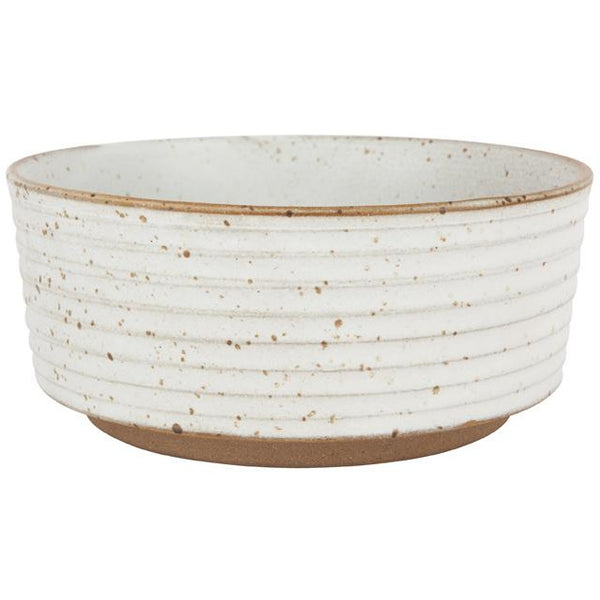 ZAKKIA Speckle Bowl - Medium Seagrass