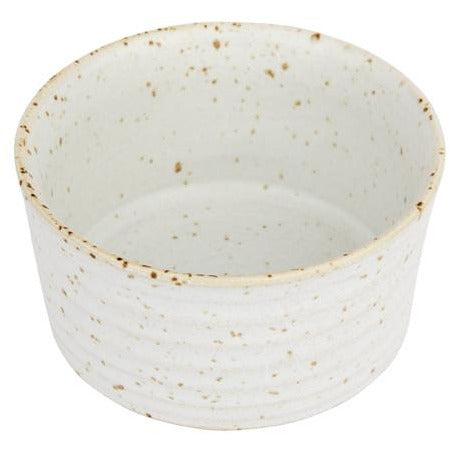 ZAKKIA Speckle Bowl - Small Snow