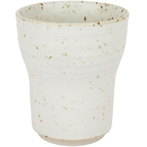 ZAKKIA Speckle Mug - Snow