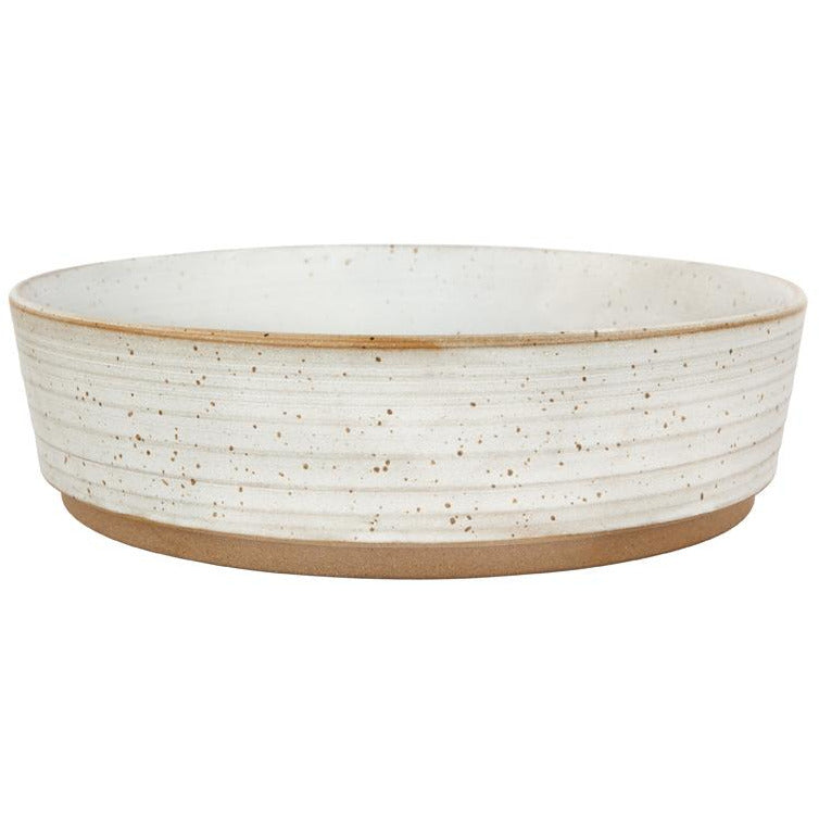 ZAKKIA | Speckle Dish - Large Seagrass