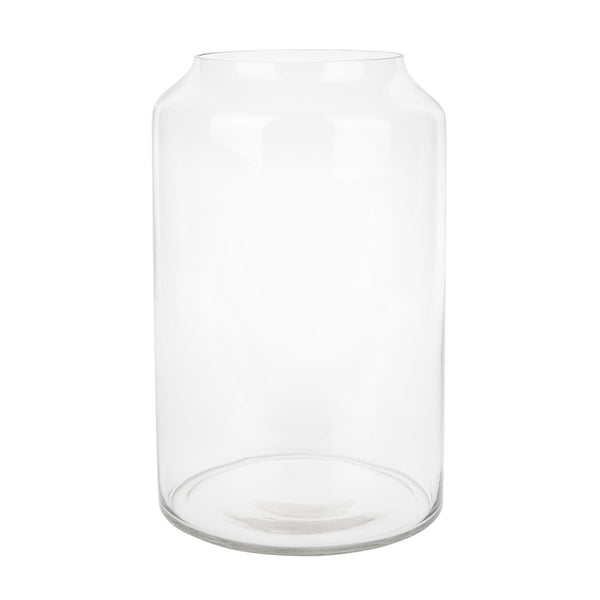 ZAKKIA | Deco Vase - Tall Clear