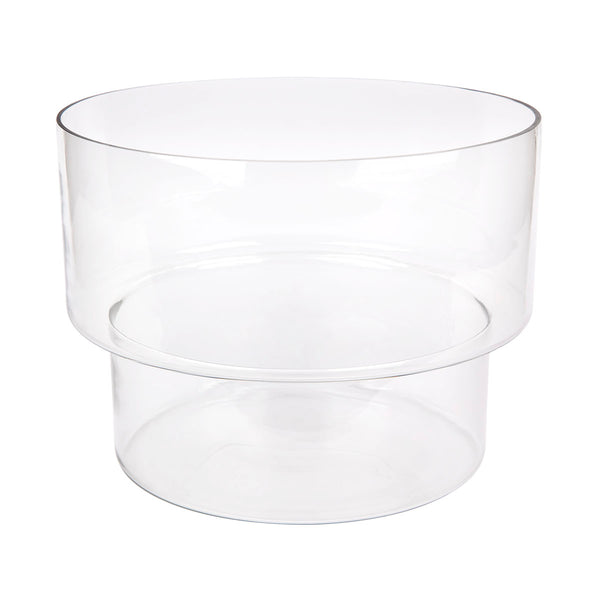 ZAKKIA | Podium Pot - Large Clear