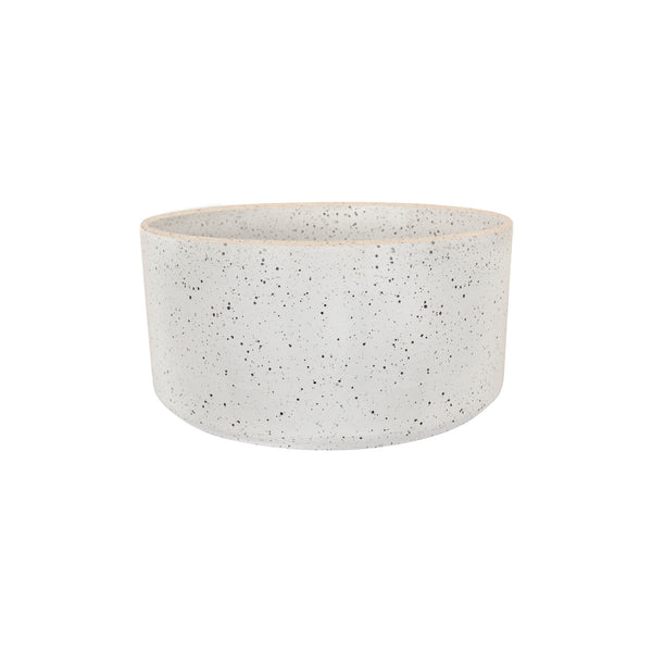 ZAKKIA | Embers Bowl Planter - Medium Ash