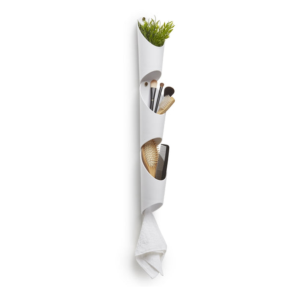 Umbra | Floralink Wall Planters White