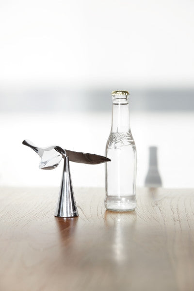 UMBRA | Tipsy Bottle Opener - Chrome