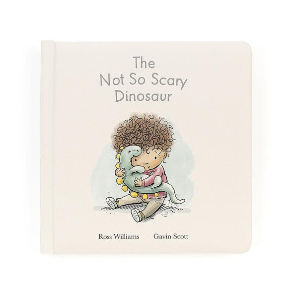 Jellycat | The Not So Scary Dinosaur Book