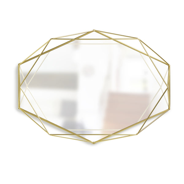 Umbra | Prisma Mirror - Brass