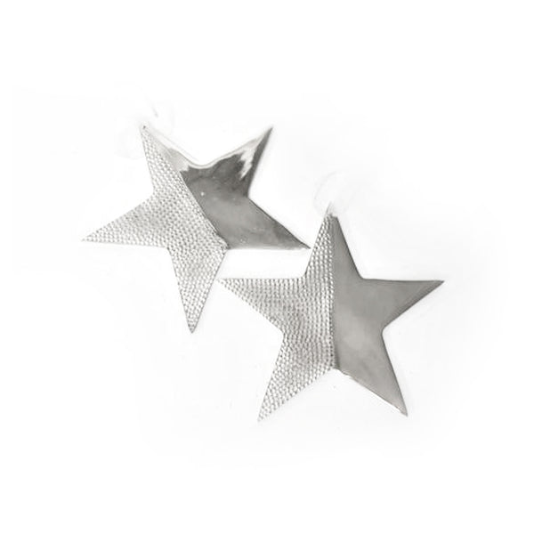 Hammered Metal Star