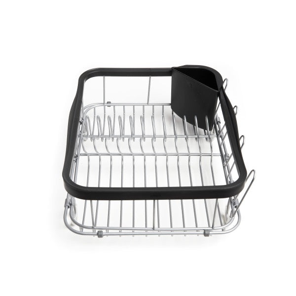UMBRA | Sinkin Multi-Use Dish Rack - Black/Nickel