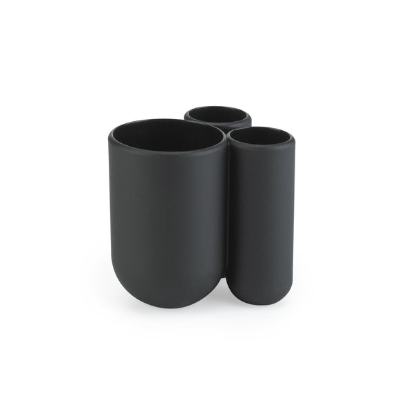 UMBRA | Touch Toothbrush Holder - Black