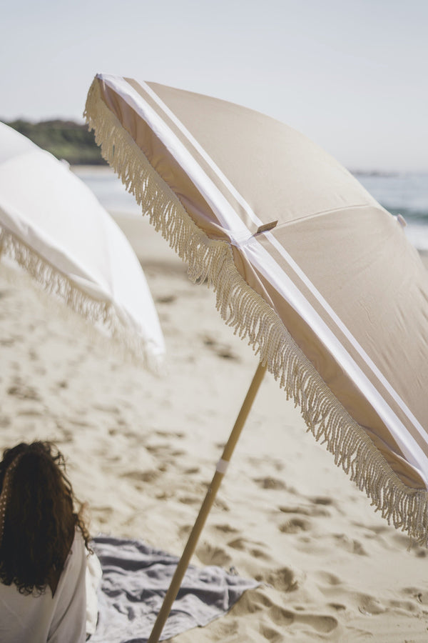 Land + Sand | Beach Umbrella - Franklin