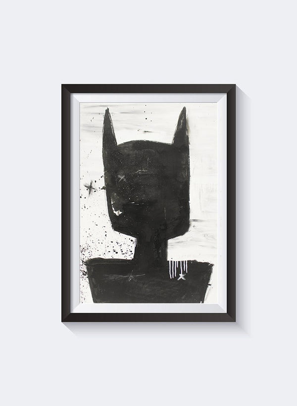 Federation | Batman Back Print