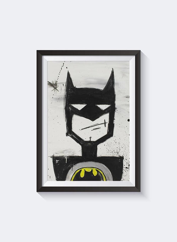 Federation | Batman Front Print
